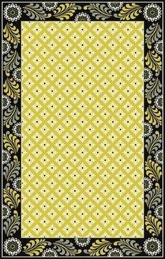 Vera Bradley rugs-I had no idea!