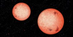 Astronomers Discover Impossible Binary Systems