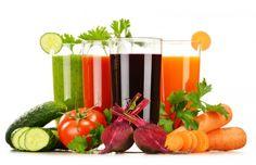 Detox - væk et slumrende vægttab | Tag en blid detoxkur