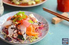 Qui a dit que la bistronomie se faisait uniquement avec la cuisine française ? La preuve que non avec SŌMA, joli bistro japonais qui vient d'éclore rue de Saintonge dans le Marais.