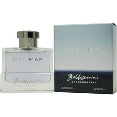 Hugo Boss Baldessarini del Mar Men's 3-ounce Eau de Toilette Spray