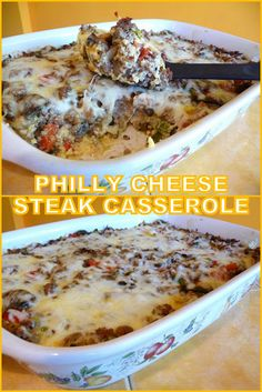 Oh my, this was so good! We loved it, my husband and me. Full of healthy vegetables, a lovely rich sauce with eggs making this a moist meat dish and topped with hopefully Provolone slices of cheese, w Beef Dishes, Food Dishes, Meat Dish, Main Dishes, Steak Casserole, Casserole Dishes, Hamburger Casserole, Chicken Casserole, Beef Casserole Recipes