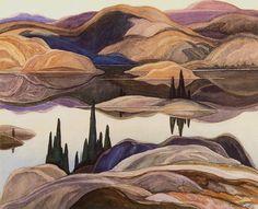 Mirror Lake - artcard
