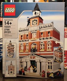 Lego hiker//rambler series 16 unopened new factory sealed
