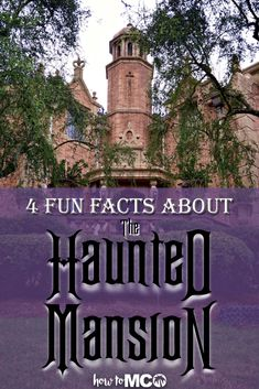 "There's something comforting about hearing the phrase ""Welcome, foolish mortals"", and if you're anything like us at How To MCO…you have a piece of clothing that shows your admiration for the classic Walt Disney World attraction, the Haunted Mansion!"
