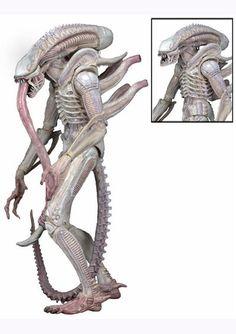 Aliens Series 9 Action Figure: Albino Alien