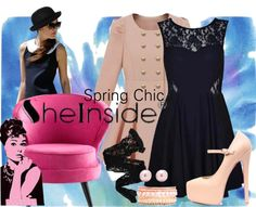 """""""Spring Chic"""" by sharonbeach ❤ liked on Polyvore"""