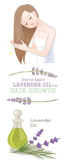 6 Best Uses of Lavender Oil for Hair Growth? | Styles At Life