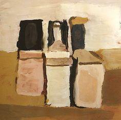 The still lifes by Giorgio Morandi