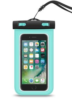 Waterproof Phone Pouch, Universal Cell Phone Dry Bag Case - for iphone X, 8 Plus, 7, 6S, Galaxy S8,7
