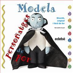 ESPECIAL HALLOWEEN. Bernadette Cuxart. Modela personatges de por. I 745 MOD