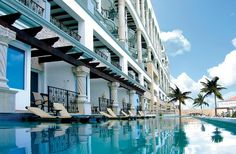 HYATT ZILARA CANCÚN Where: Mexico This adult-only all-inclusive prides itself on lying along the widest stretch of sand in Cancún's hotel zone. meg@vagabondtvl.com