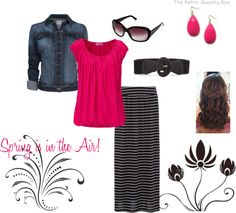 """""""Spring in the Air!"""" by highlandlassie ❤ liked on Polyvore"""