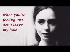 When the Darkness Comes ~ Colbie Caillat (lyrics) - YouTube