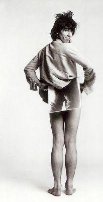 Keith Richards....