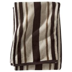 Threshold Stripe Bath Towel Want This For The New
