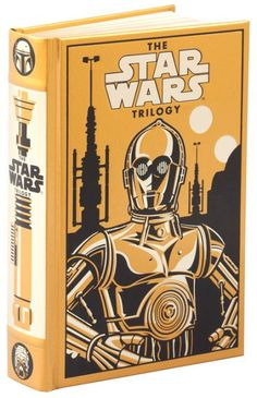 The Star Wars Trilogy (Gold - C3PO Special Edition) (Barnes & Noble Collectible Editions)