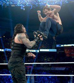 Survivor Series 2015: Roman Reigns vs Dean Ambrose - WWE World Heavyweight Championship Tournament Finals Match