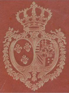 Marie Antoinette's coat of arms