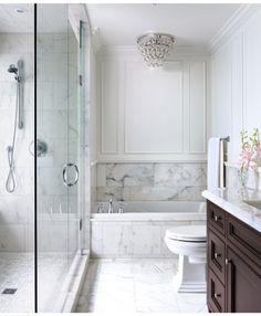 York Mills Bathroom | Laura Stein Interiors