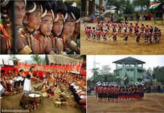 The #HornbillFestival is celebrated every year from 1st Dec to 10th Dec in #KohimaNagaland (India) where one can see a melange of Naga cultural displays all at one place. This festival brings together the festivals of the various tribes of Nagaland under one umbrella.