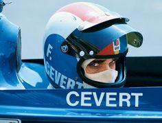 Francois Cevert, Tyrrell