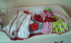 Lady Bug Birthday Party Ideas.. The Outfits for the day