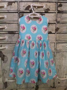 Royal Little Darling Christmas Dress, Etsy.