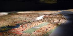 Enormou​s Scale Models of Cities are Mind-Blowing and Gorgeous