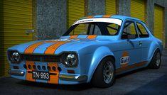 Ford Escort Mk1 Gulf