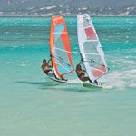 Windsurfing with Sportbay is windsurfing with the essence of awesomeness ...
