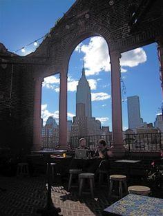 pod 39 bar arches, NYC