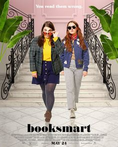 When does Booksmart come out on DVD and Blu-ray? DVD and Blu-ray release date set for September Also Booksmart Redbox, Netflix, and iTunes release dates. For two girls who are perched on the precipice of adulthood, and achieving unbelievable feats in . Movies 2019, New Movies, Movies To Watch, Good Movies, New Movie Posters, Film Posters, I Love Cinema, Netflix Dvd, Netflix Account