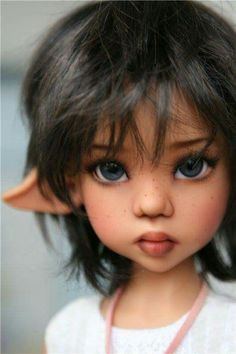 651 best Kaye Wiggs Dolls images on Pinterest | Bjd dolls, Ball ...