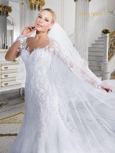 Carolina - Poème 23 #vestidosdenoiva #noiva #vestidodenoiva #bride #wedding #casamento #weddingdress #weddingdresses #bridaldress