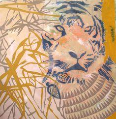 Tiger, Britta Johanson, Denmark