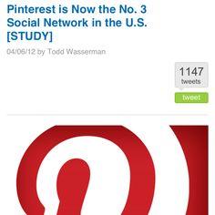 http://mashable.com/2012/04/06/pinterest-number-3-social-network/ #pinterest