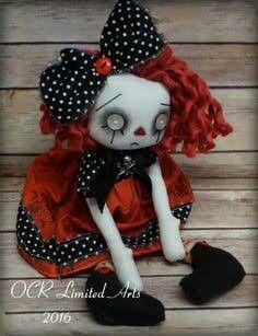 Ugly Dolls, Creepy Dolls, Cute Dolls, Zombie Dolls, Voodoo Dolls, Fabric Dolls, Rag Dolls, Muñeca Diy, Dammit Doll