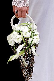 my own wedding - ranonkels + calla
