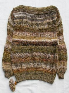 Study NY Slouchy Sweater   NOT JUST A LABEL joining of buildings = joining of sections of fabric