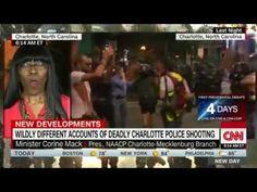 Charlotte NAACP  Police rush to judgement