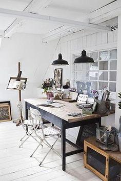 home art studio design and decor ideas