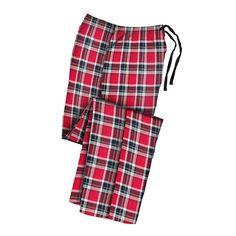 Hanes Men's Jersey Flannel Pants