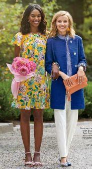 "Spring fashions ""blooming"" in current #AvonBrochure.  Beautiful clothes, jewelry, shoes, purses, and much more! Shop https://www.avon.com/brochure?s=ShopBroch_topnav&c=repPWP&otc=201804&rep=jdinkins&utm_content=buffer5c275&utm_medium=social&utm_source=pinterest.com&utm_campaign=buffer#/1/201804/en/1"
