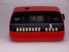 Saba RC11 Flip Clock, Kitchen Appliances, The Originals, Diy Kitchen Appliances, Home Appliances, Kitchen Gadgets