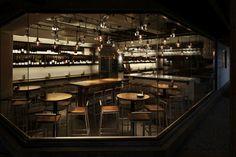 LB6 Wine Bar & Grill by GLOBAL-DINING INC., Tokyo – Japan » Retail Design Blog
