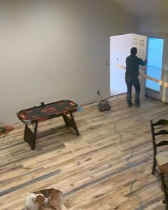 Floor Finishes, It Is Finished, Flooring, Board, Table, Painting, Furniture, Vintage, Home Decor