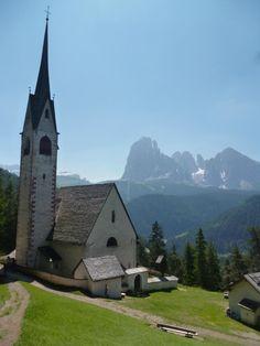 Chiesa di San Giacomo - Ortisei, Italy