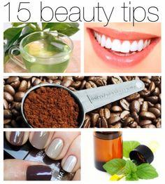 15 Beauty Tips