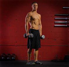 Ed Bauer: vegan crossfit athlete and professional bodybuilder, owner of PlantFit, the vegan gym in Portland~